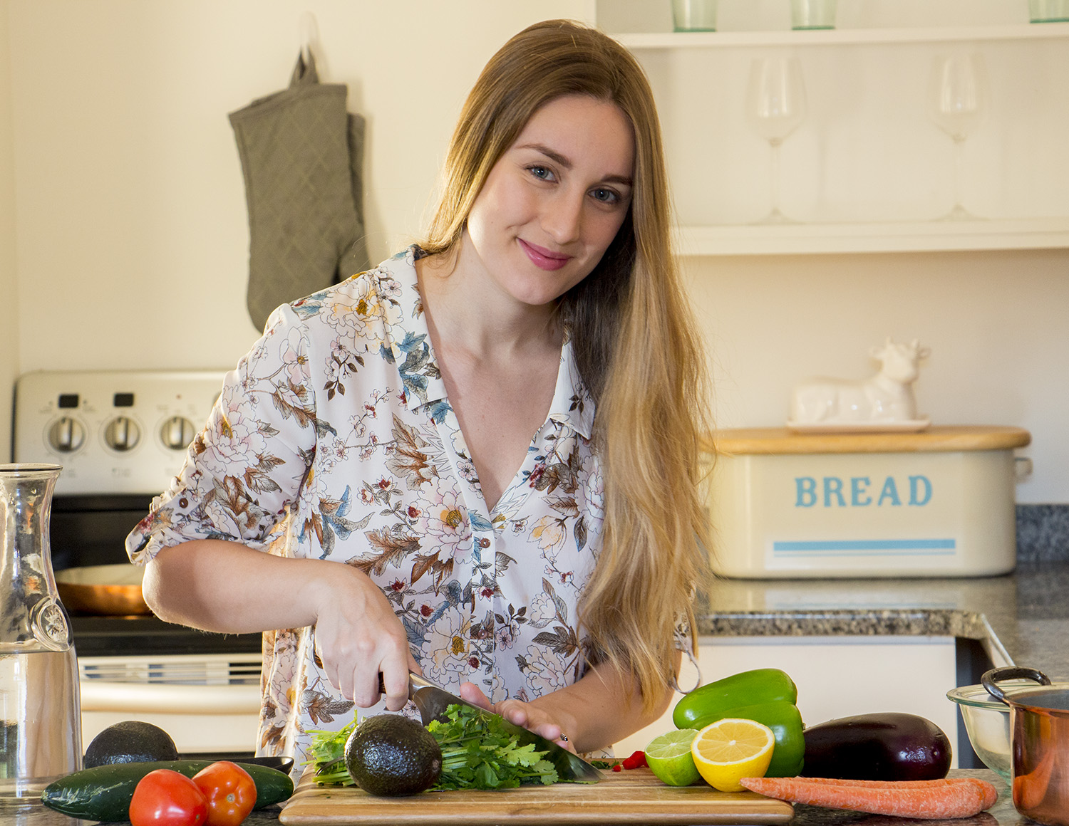 Laura Howells-Barby from Pescetarian Kitchen