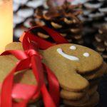 Bonhommes de pain d'épices de Noël (Gingerbread Men)