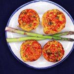 Muffins espagnoles aux œufs