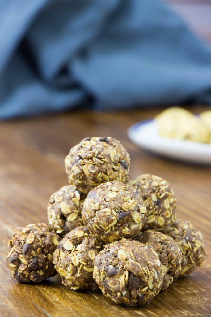 Chocolate Protein Balls (2)