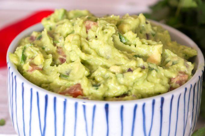 Le parfait guacamole fait maison