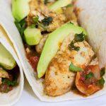 Tacos au tilapia